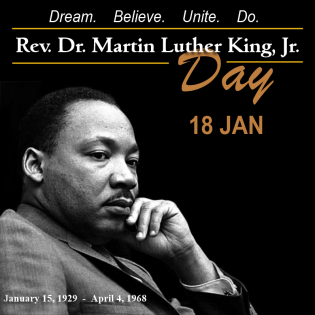 Dr Martin Luther King, Jr picture