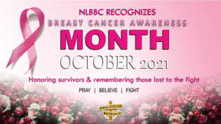 NLBBC Announcements - Breast Cancer Month
